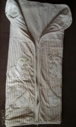 Конверт-плед одеяло велюровый. Киев. фото 1