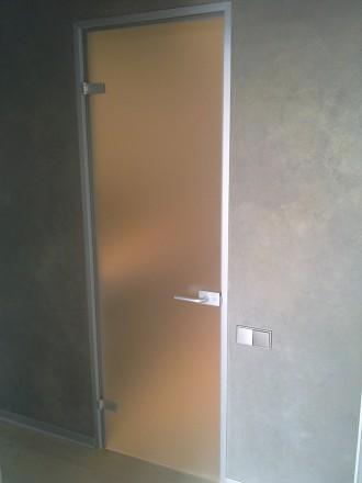 Дверь из стекла. Одесса. фото 1