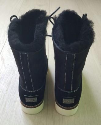 Продам новые ботинки Australia Luxe Collective. Материал натуральная замша и нат. Киев, Киевская область. фото 7