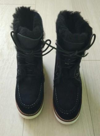 Продам новые ботинки Australia Luxe Collective. Материал натуральная замша и нат. Киев, Киевская область. фото 5