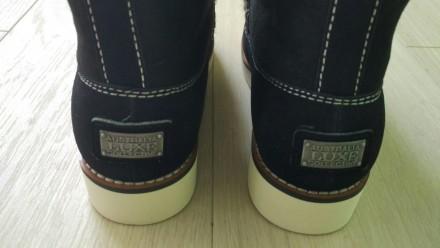 Продам новые ботинки Australia Luxe Collective. Материал натуральная замша и нат. Киев, Киевская область. фото 6