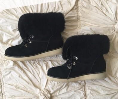 Продам новые ботинки Australia Luxe Collective. Материал натуральная замша и нат. Киев, Киевская область. фото 10