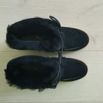 Продам новые ботинки Australia Luxe Collective. Материал натуральная замша и нат. Киев, Киевская область. фото 8