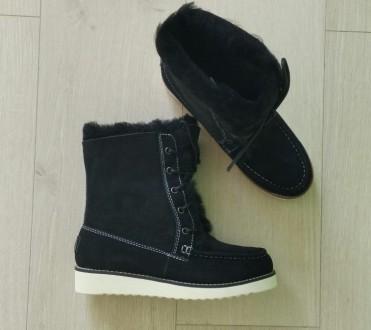 Продам новые ботинки Australia Luxe Collective. Материал натуральная замша и нат. Киев, Киевская область. фото 3