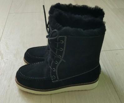Продам новые ботинки Australia Luxe Collective. Материал натуральная замша и нат. Киев, Киевская область. фото 9