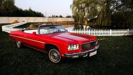 Продается Chevrolet Impalaв кузове кабриолет. Состояние автомобиля для своих лет. Киев, Киевская область. фото 4