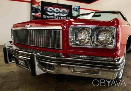 Продается Chevrolet Impalaв кузове кабриолет. Состояние автомобиля для своих лет. Киев, Киевская область. фото 1