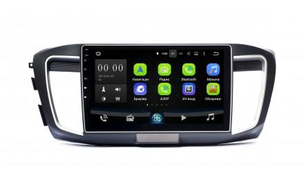 Штатная магнитола Sound box SB-1016 для Honda Accord 2013+ (Android 5.1.1) Львів. Львов. фото 1