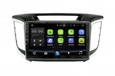 Штатная магнитола Sound Box SB-8010 для Hyundai IX 25 Creta (Android 5.1.1). Львов. фото 1