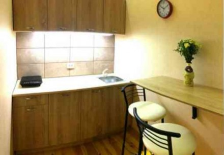 Однокомнатная квартира вблизи Французского бульвара. Одесса. фото 1