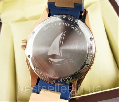 Новинка от швейцарского бренда Ulysse Nardin Diver CHRONOMETER HUMMERHEAD SHARK . Киев, Киевская область. фото 9