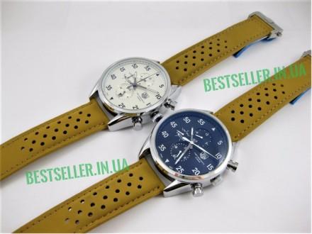 Сделайте себе приятный подарок - швейцарские часы TAG Heuer Carrera SpaceX Silve. Киев, Киевская область. фото 9