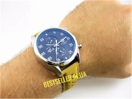 Сделайте себе приятный подарок - швейцарские часы TAG Heuer Carrera SpaceX Silve. Киев, Киевская область. фото 4