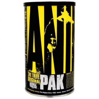 Universal Nutrition Animal Pak 44 пак.. Днепр. фото 1