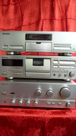 Продам комплект аудиотехники HI-FI PIONEER в идеальном состоянии.(Япония). Киев. фото 1