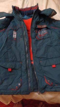 Прод куртка для мальчика. Днепр. фото 1