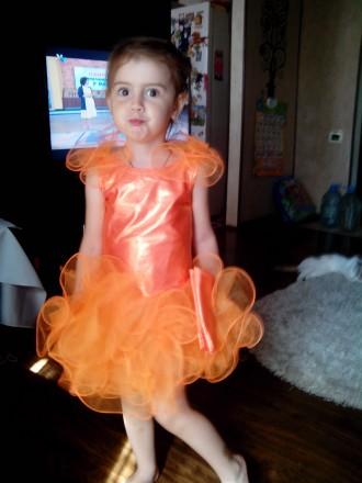 Платье на утренник. Лозовая. фото 1