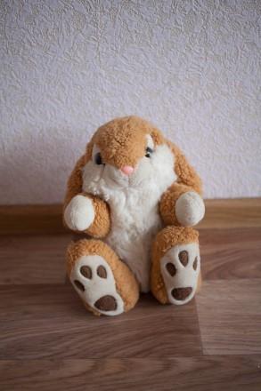 Продам мягкую игрушку Зайка. Днепр. фото 1