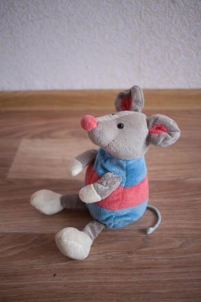 Продам мягкую игрушку Мышонок. Днепр. фото 1