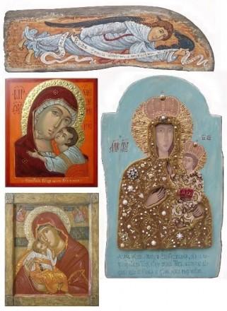 Пишу иконы на заказ - ко крещению, венчальные, по обету, благодарственные, иконы. Николаев, Николаевская область. фото 10