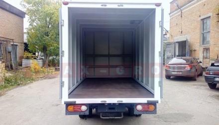 Вантажівка Hyundai H 100 з промтоварним фургоном - це легкий комерційний транспо. Черкассы, Черкасская область. фото 6