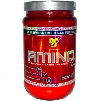 BSN Amino X 1,01 kg fruit punch. Днепр. фото 1