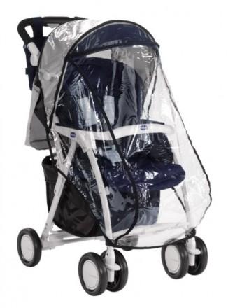 Chicco Simplicity дождевик на детскую коляску.Запчасти. Киев. фото 1