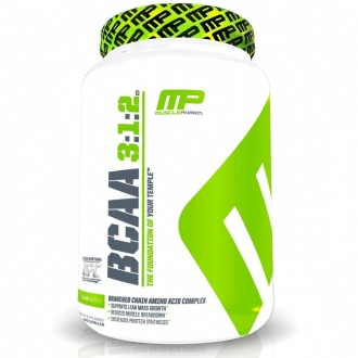 Muscle Pharm BCAA 3:1:2 240 caps. Днепр. фото 1