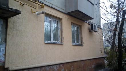 Сварные металлические решетки на окнах и дверях – это не только  возможность  . Северодонецк, Луганская область. фото 4