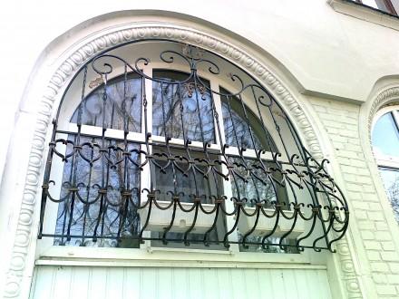 Сварные металлические решетки на окнах и дверях – это не только  возможность  . Северодонецк, Луганская область. фото 7