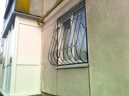 Сварные металлические решетки на окнах и дверях – это не только  возможность  . Северодонецк, Луганская область. фото 3