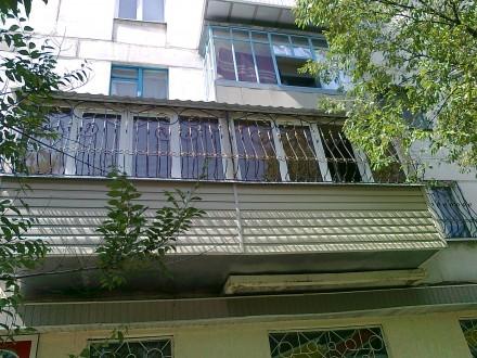 Балконы, лоджии