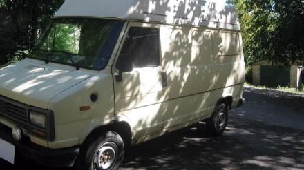 Продам цельнометаллический фургон PEUGOT J-5 1994 г. Дизель 1905 см 5 пятиступен. Луганск, Луганская область. фото 3