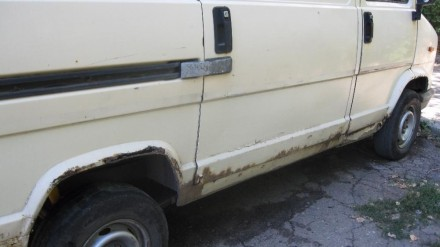 Продам цельнометаллический фургон PEUGOT J-5 1994 г. Дизель 1905 см 5 пятиступен. Луганск, Луганская область. фото 5