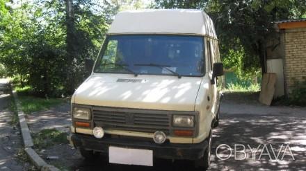 Продам цельнометаллический фургон PEUGOT J-5 1994 г. Дизель 1905 см 5 пятиступен. Луганск, Луганская область. фото 1