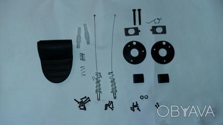 Новый комплект тормоза на коляску Chicco Urban.Цена указана за 1 пластиковый фик. Киев, Киевская область. фото 1