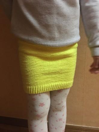 Без шовная мини юбка. Київ. фото 1