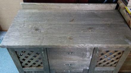 Шкаф-комод в стиле «Кантри» 1200х600х1000 мм. Днепр. фото 1