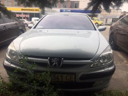 Peugeot 607. Киев. фото 1