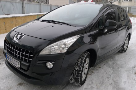 Peugeot 3008 1.6 HDI. Киев. фото 1