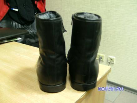 продам  фирменные мужские  зимние  ботинки немецкой фирмы. Киев. фото 1