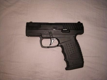 Продам пневматический пистолет Umarex Walther PPS. Использовался прошлым летом.. Киев, Киевская область. фото 2