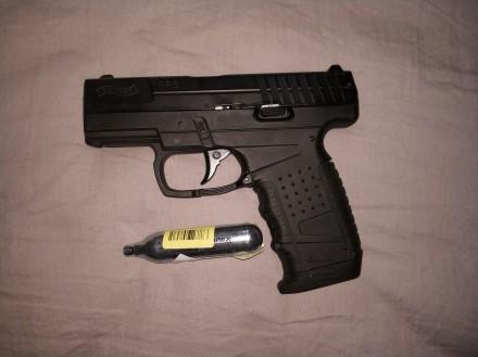 Продам пневматический пистолет Umarex Walther PPS. Использовался прошлым летом.. Киев, Киевская область. фото 5
