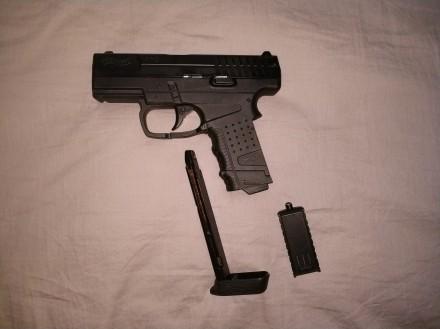Продам пневматический пистолет Umarex Walther PPS. Использовался прошлым летом.. Киев, Киевская область. фото 4