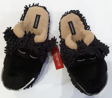 Юмористические и комфортные тапочки от известного итальянского бренда Yamamay в . Пирятин, Полтавская область. фото 6