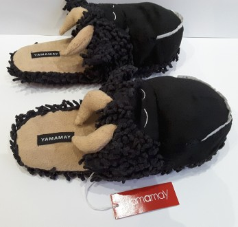 Юмористические и комфортные тапочки от известного итальянского бренда Yamamay в . Пирятин, Полтавская область. фото 3