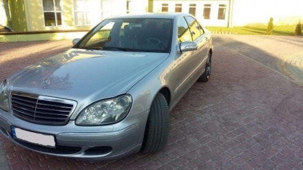 Mercedes-Benz S 320 Restyling 2003. Ивано-Франковск. фото 1