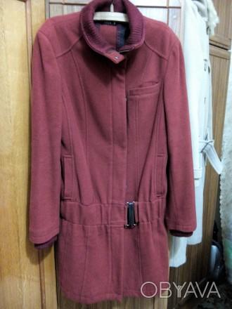 стильное пальто осенне-весеннее