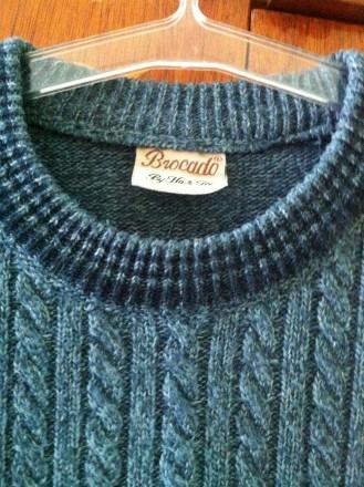 Продам очень красивый мужской свитер 50-52р. Хмельницкий. фото 1
