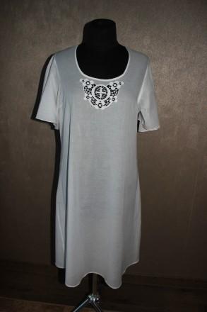 ночная рубашка их нежного батиста Lisbeth Dahl. Херсон. фото 1